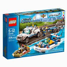police jeep toy lego city police patrol byrnes online