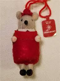 target brand trend trim caroler fuzzy felt mice