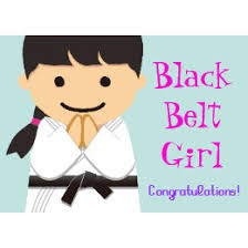 black belt congratulations card black belt cards invitations zazzle co uk