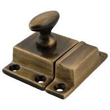 antique brass cabinet hardware antique brass cabinet latch