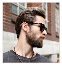 simple mens haircuts along with hairstyle for round faces men