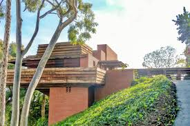 george sturges house frank lloyd wright in los angeles