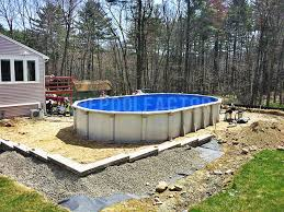 Transform Your Backyard by Landscaping Around Your Aboveground Pool Can Transform Your