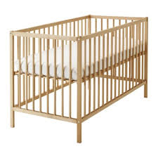 Ikea Mini Crib Non Toxic Baby Furniture And Nursery Essentials The Gentle Nursery