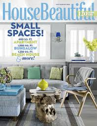 house beautiful july august 2016 resources interior design