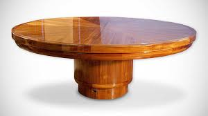 expandable round dining table expandable round dining table smart furniture