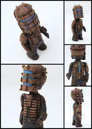 pocket sized isaac clarke from dead space geeky and awesome