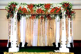 Bengali Mandap Decorations Weddingokay Com Wedding Decorators In Bangalore Marriage