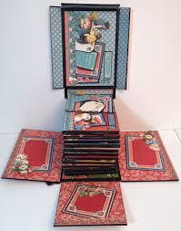 5x7 Picture Albums Annes Papercreations Graphic 45 Children S Hour Mini Album 7 1 2