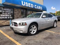 used 2009 dodge charger 2009 dodge charger r t in cleveland oh tradewinds motor center llc