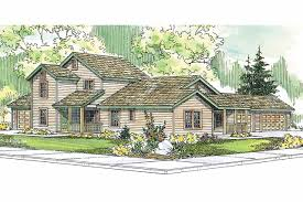 single story multi family house plans