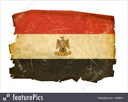 Eygpt Flag Flags Egypt Flag Stock Picture I3328573 At Featurepics