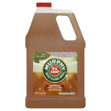 How To Clean Hardwood Floors With Murphy Oil Soap Shop Murphy Oil Soap 128 Oz Household Cleaner At Lowes Com
