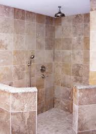 Bathroom And Shower Designs Small Walkin Showers Without Alluring Small Bathroom Walk In