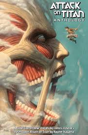 attack on titan attack on titan anthology kodansha comics