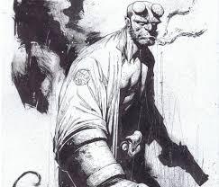 hellboy by jerome opena art vault comic appreciation society