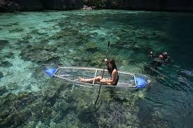 clear kayak bangkapro now everyone can go boating kayak clear