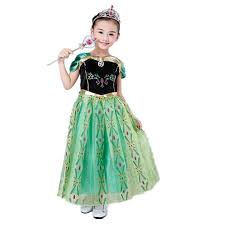 Amazon Com Dreamhigh Little Girls Princess Cosplay Halloween