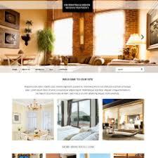Home Decorating Website Home Decor Website Templates Templatemonster