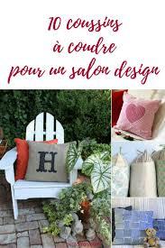 couture coussin canapé 10 idées de coussins à coudre pour rendre canapé design