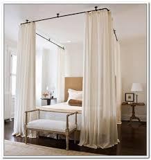 best 25 curtain rod canopy ideas on pinterest curtains on wall