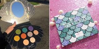these mermaid palettes are about to sell out allure