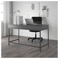 Grey Office Desk Alex Desk Gray Ikea