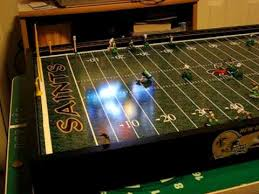 electronic table football game new electric football game board youtube