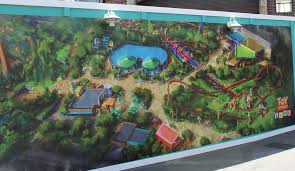Map Of Hollywood Studios How Much Work Is Going On At Disney Hollywood Studios Wow
