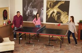 Site Table by Amazon Ping Pong Table The Backyard Site