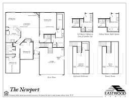 newport eastwood homes