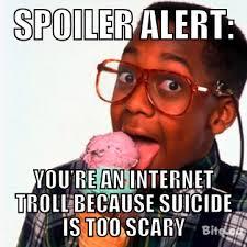Internet Troll Meme - spoiler alert troll spoiler alert meme pinterest meme