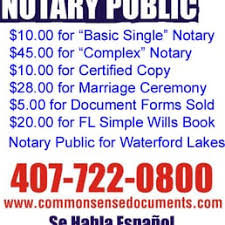 notary public our waterford lakes orlando divorce u0026 family law