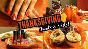thanksgiving fun easy diy thanksgiving treats cute u0026 fun nails youtube