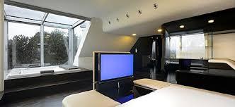 futuristic home interior futuristic interior of it entrepreneurs home villa f by najjar