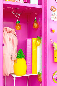 colorful diy locker decoration ideas