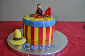 curious george cakes cakes by liz curious george cake