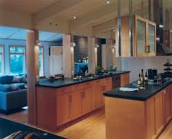 kitchen cabinet colors for black countertops 20 contemporary black countertops in the kitchen home