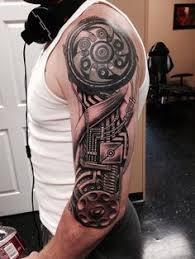 25 amazing biomechanical tattoos design biomechanical tattoo