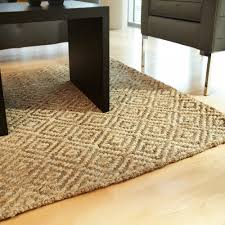 Diamond Area Rug by Floors U0026 Rugs Diamond Jute Rug For Modern Living Room Decor