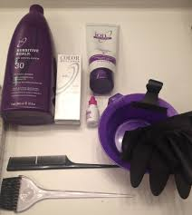 how to dye your hair at home product hag