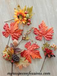 Floral Picks Fall Corn Husk Wreath My Recipe Confessions