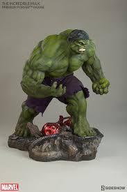 marvel incredible hulk premium format tm figure side