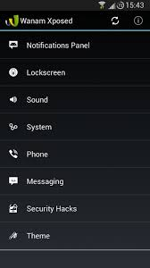 xposed installer 3 0 apk wanam xposed 3 4 3 for android