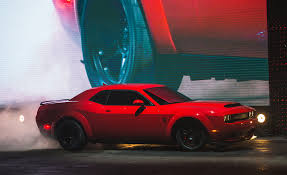 dodge challenger demon demon deciphered every cryptic and crazy dodge demon teaser