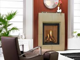 3 sided gas fireplace binhminh decoration
