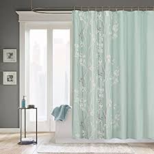 Polyester Shower Curtains Park Athena Polyester Shower Curtain Home