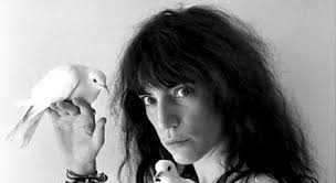 patti smith bangs why the gringe is the perfect hairstyle for growing out bangs