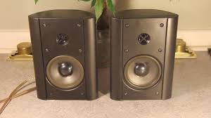 jamo home theater system jamo sat300 home theater loudspeaker test youtube