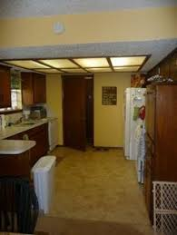 Fluorescent Lights For Kitchens Ceilings by Kitchen Florescent Lights Replace The Ugly Fluorescent Lighting